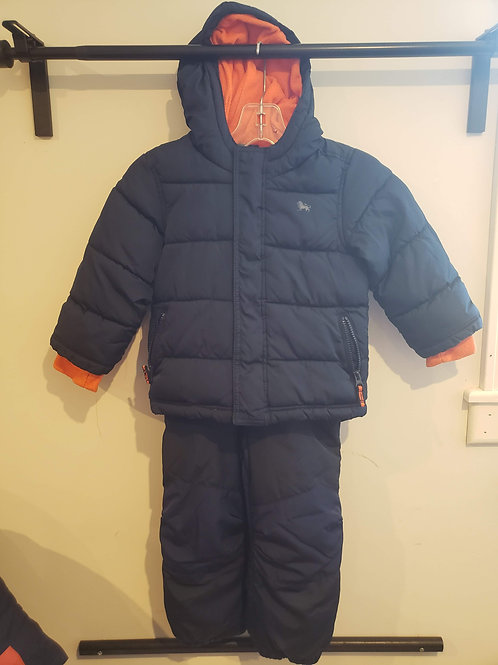 Old Navy Snowsuit Coat/Pant set