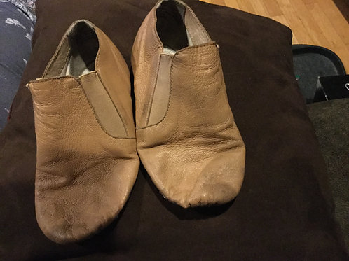 Theatricals Tan Jazz Shoes