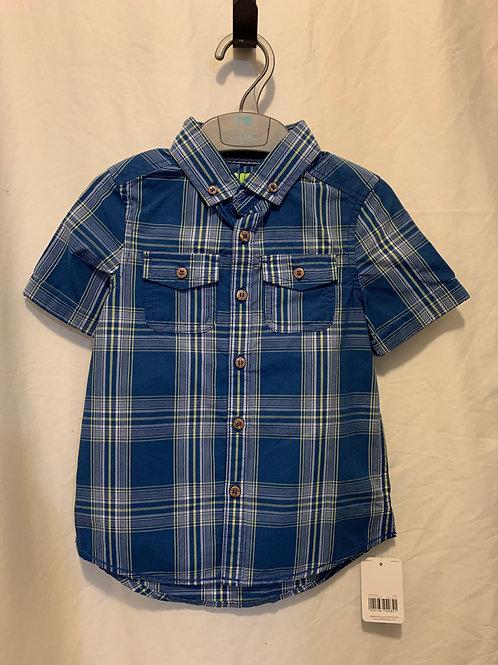 unknown short slv shirt, new