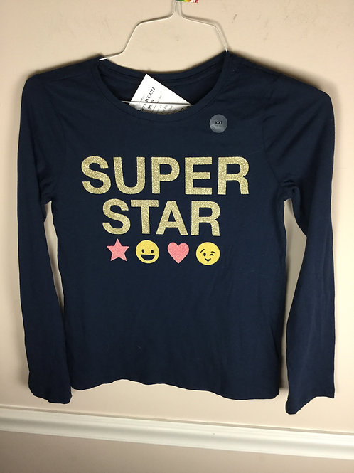 F New Gap Blue B Super Star Shirt