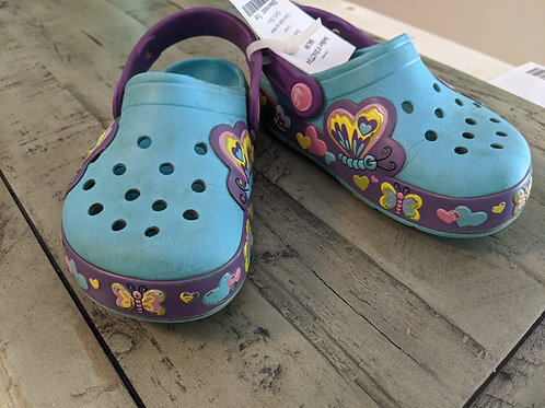 Crocs Girls light-up shoes