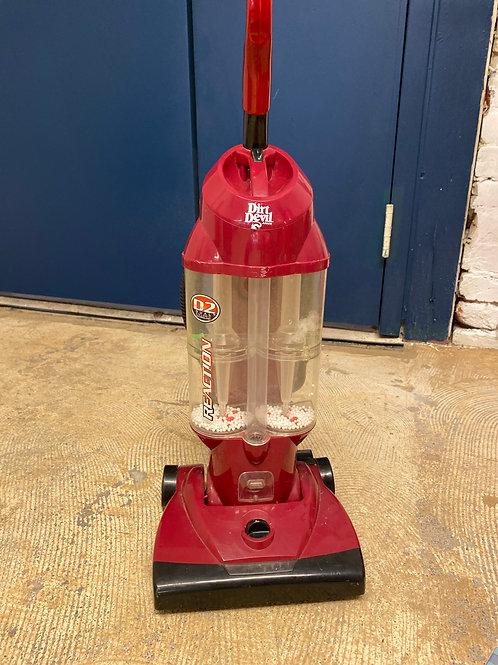 Dirt devil Red toy vacuum
