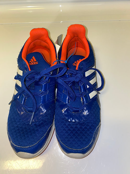 Adidas Blue and orange sneakers