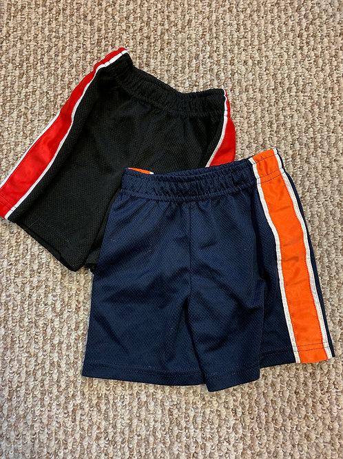 Garanimals 2pr boys 2T shorts