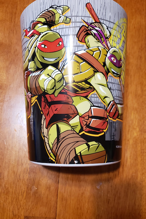 TMNT small trash can