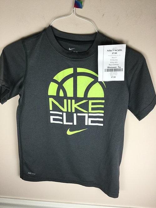 NI Nike Elite B Gray shirts