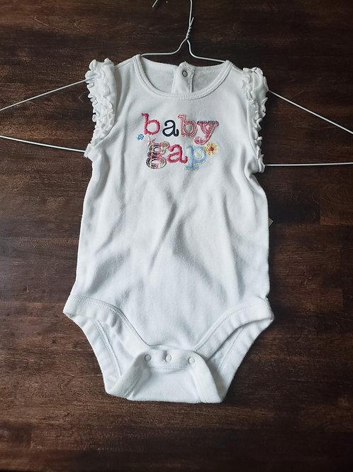 Baby Gap White onesie
