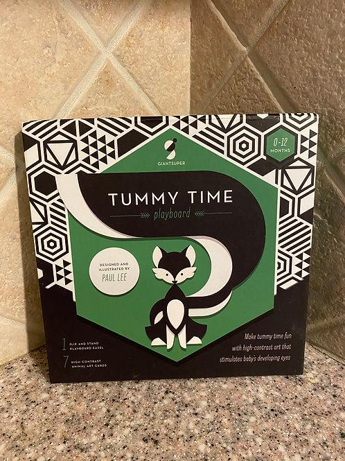 GiantSuper tummy time cards