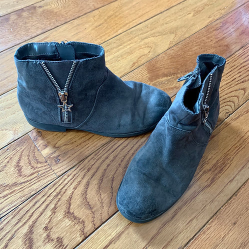 Brash Grey boots