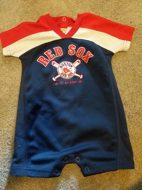 MLB Official Red Sox onesie