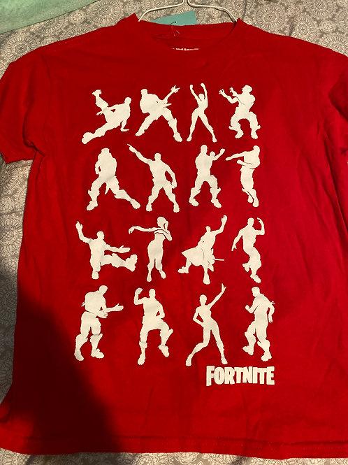fortnite ss shirt red