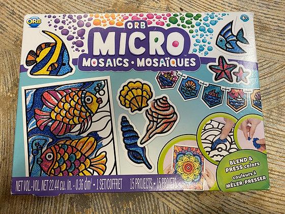 Orb micro masaics