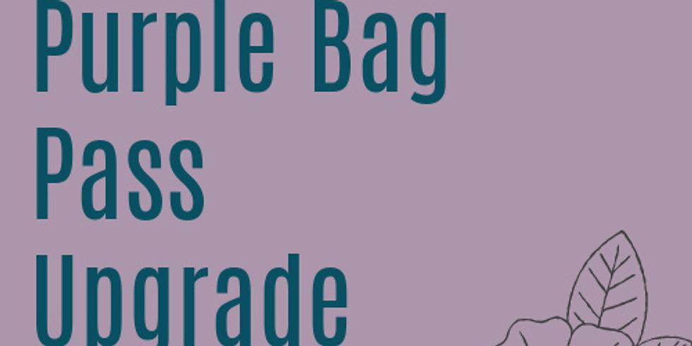 RIKC 2021 Purple Bag Pass UPGRADE