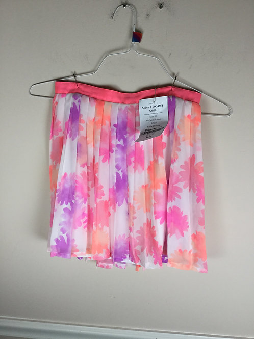 NI Cherokee flower B Skirt