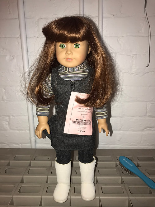 American girl Red head JLY