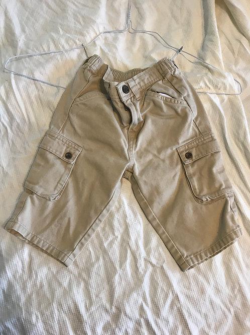 GAP 6-12m pants Khaki cargo