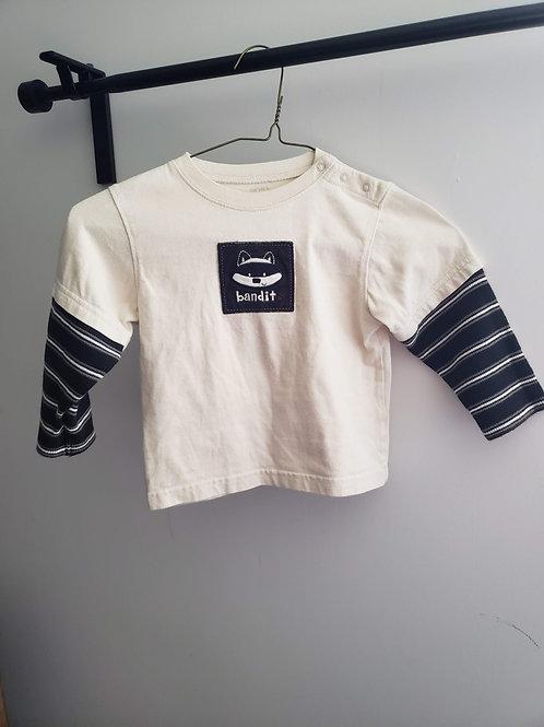 Carter's 24M Bandit LS Shirt