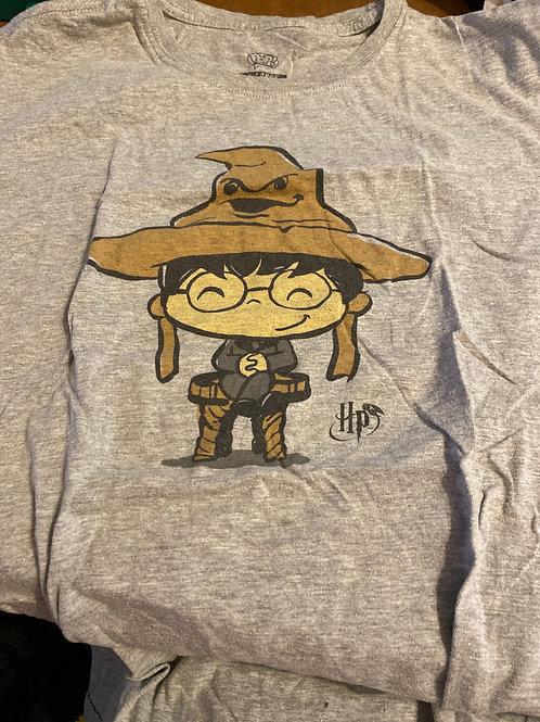 Pop ss shirt gray Harry potter