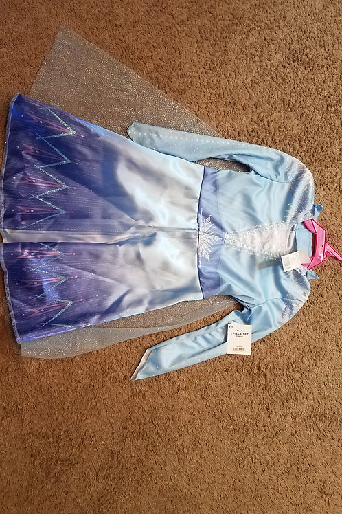 NEW elsa frozen 2 Costume
