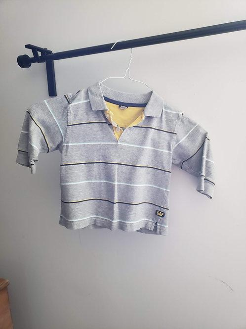 Baby GAP Grey Polo Shirt