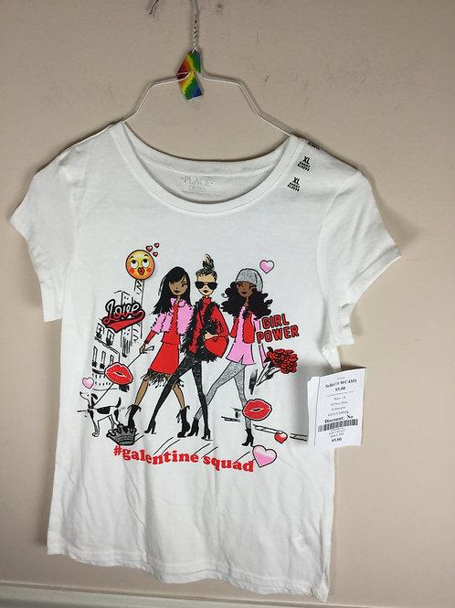 OI New Place B shirt girls