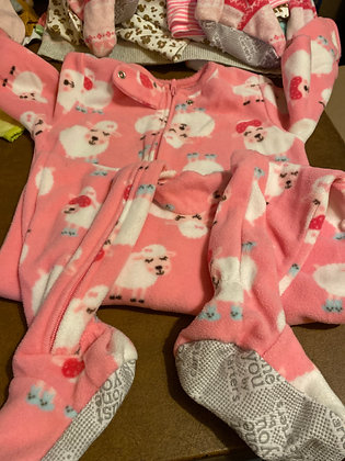 Just one you feet pjs
