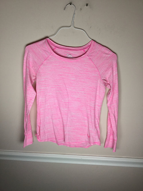 Justice pink Long sleeve shirt