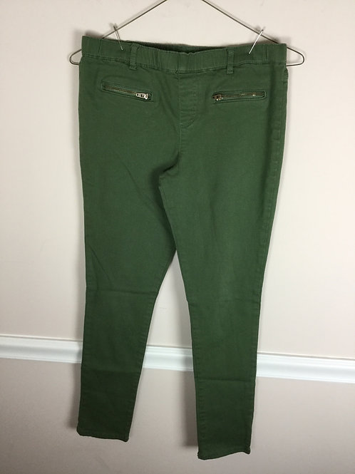 Carters green jeggings