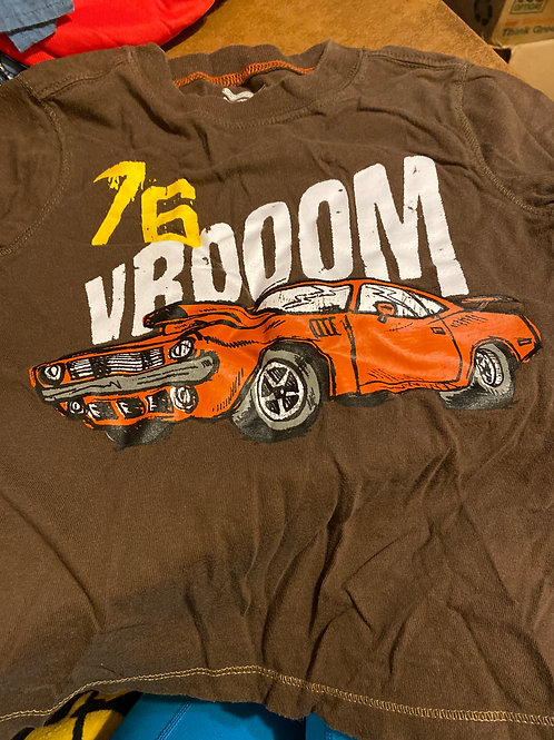 Old navy ss shirt Brown 76 vroom