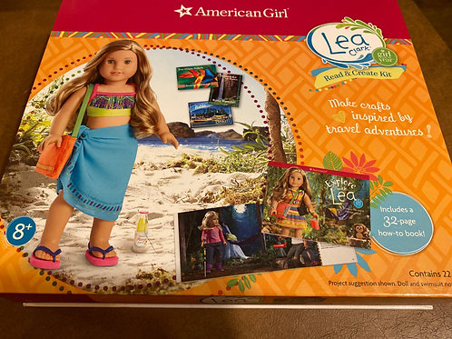 American Girl Read and Create kit