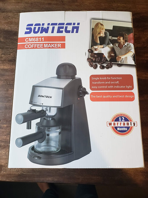 BRAND NEW in box Coffee Maker retail $65