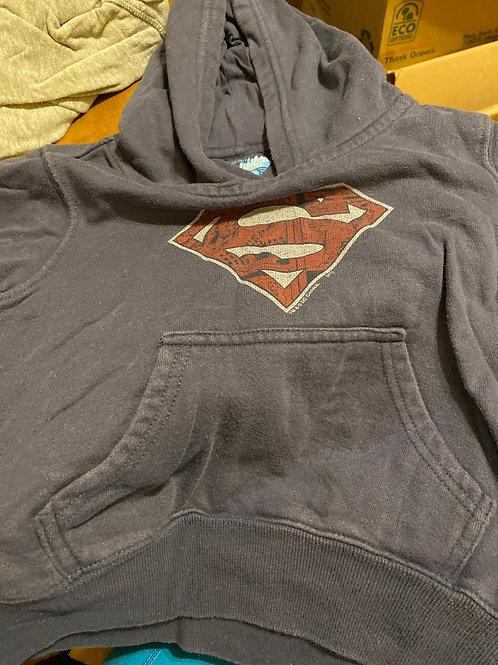 Old navy hoodie Blue superman logo