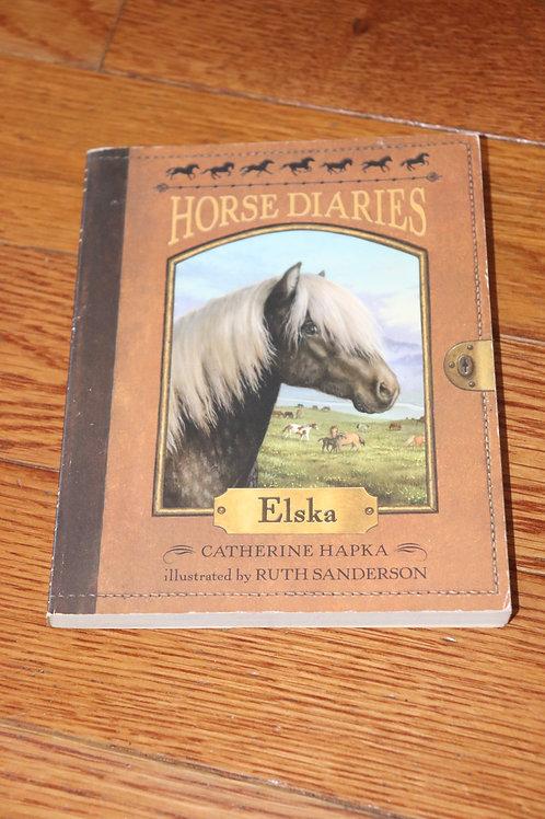 Horse Diaries Elska