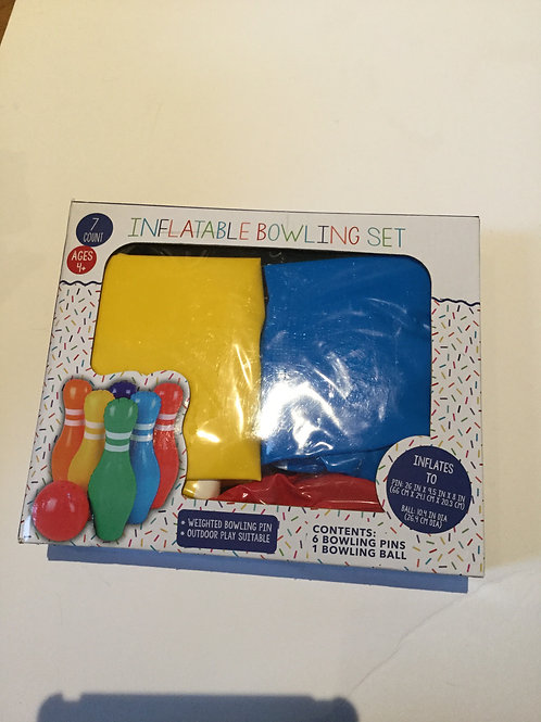 New inflatable Bowling set