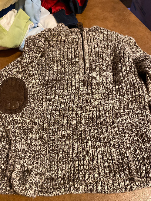 Baby gap  sweater Brown elbow pads