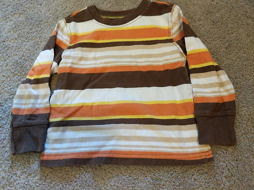 Old Navy Fall theme striped LS