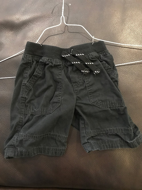 Jumping beans black Pull on shorts