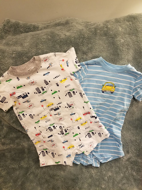 Carters Set of 2 Jumpers