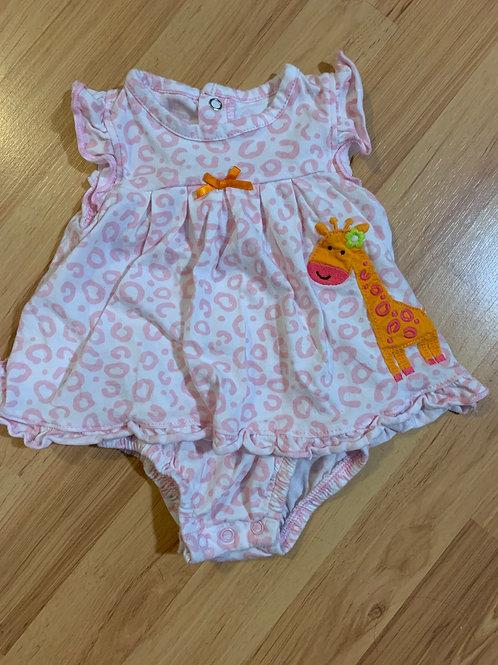 child of mine giraffe dress