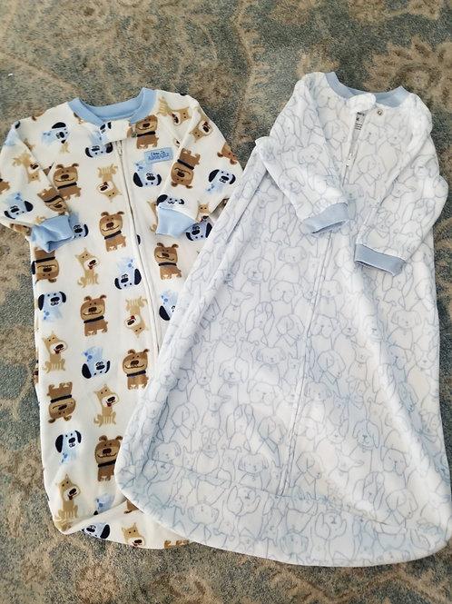 Carters & Just One You Pet Fleece Sleepers