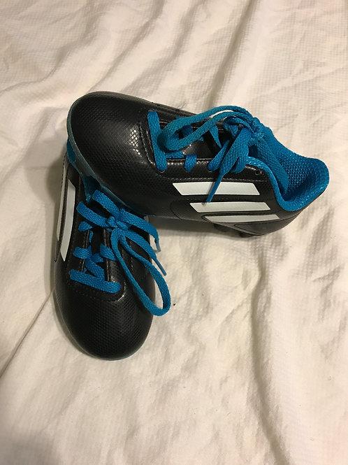 Adidas soccer cleats 10 1/2 black
