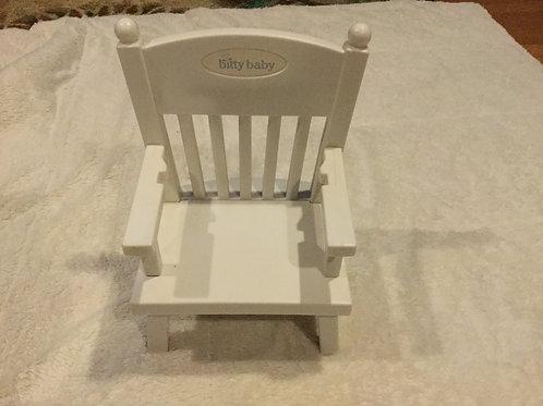 American Girl Bitty Baby High Chair