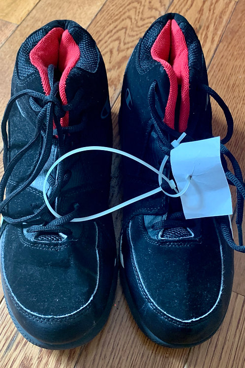 Champion Black red sneakers