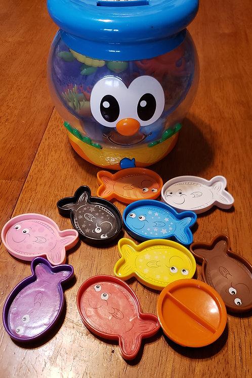 Color Fun Fishbowl