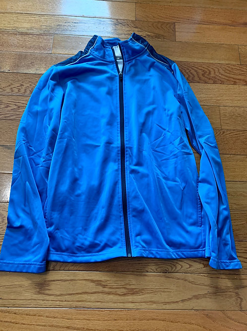 And1 blue zip jacket