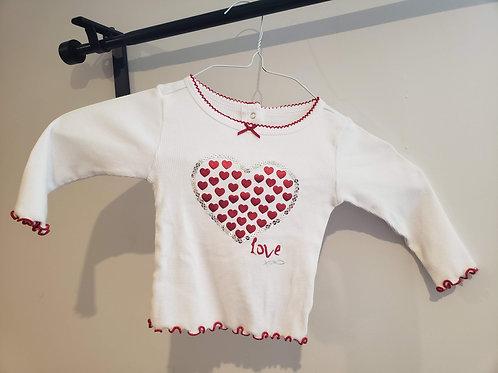 Koala Kid 12M Love shirt