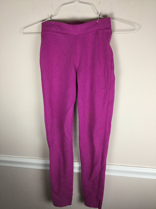 Crewcuts purple Leggings
