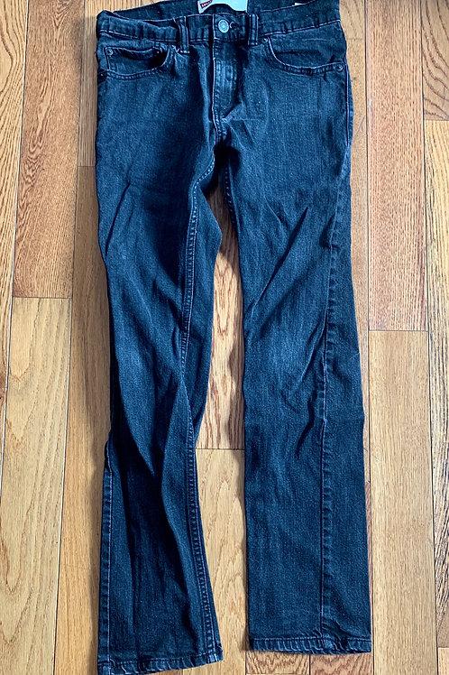Levi blk jeans