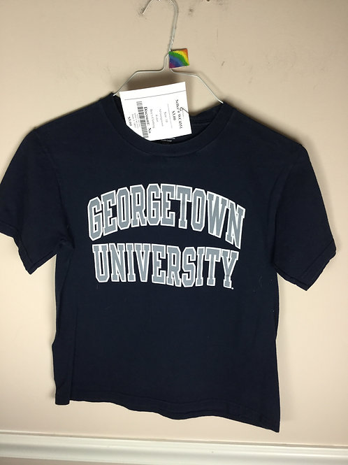 NI Georgetown B shirt