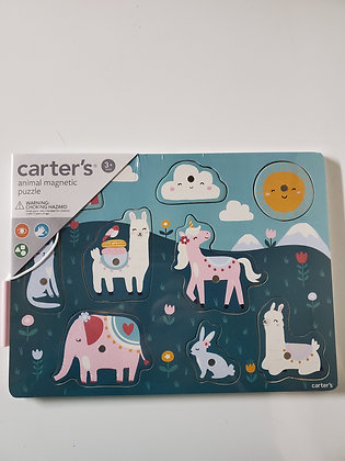 NEW Carters Puzzle